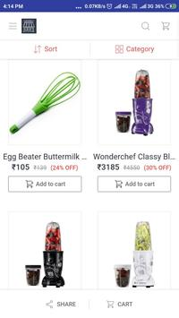 Online Bazar screenshot 1