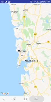 Mumbai Map screenshot 5
