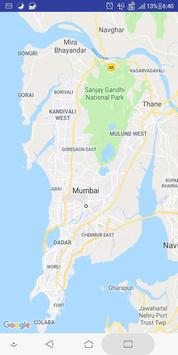 Mumbai Map screenshot 6