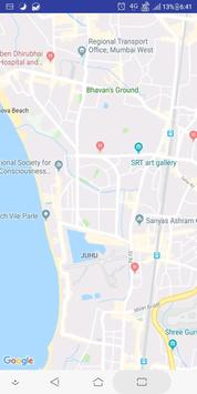 Mumbai Map screenshot 3