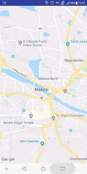 Tamil Nadu Map screenshot 3