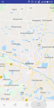 Tamil Nadu Map screenshot 2