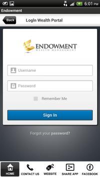 Endowment screenshot 3