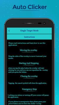 Automatic Clicker - Auto Tapping, Smart Clicker screenshot 4