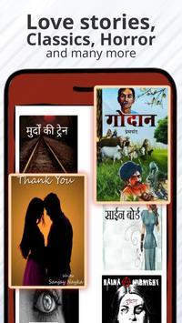 Free Stories, Audio stories and Books - Pratilipi 스크린샷 5