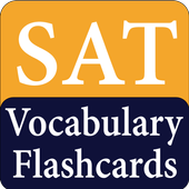 Vocabulary for SAT-icoon