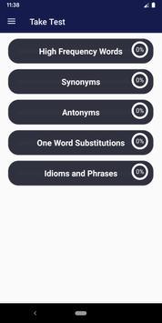 Vocabulary for SAT screenshot 4