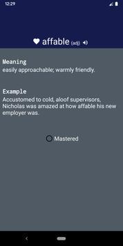Vocabulary for SAT screenshot 5