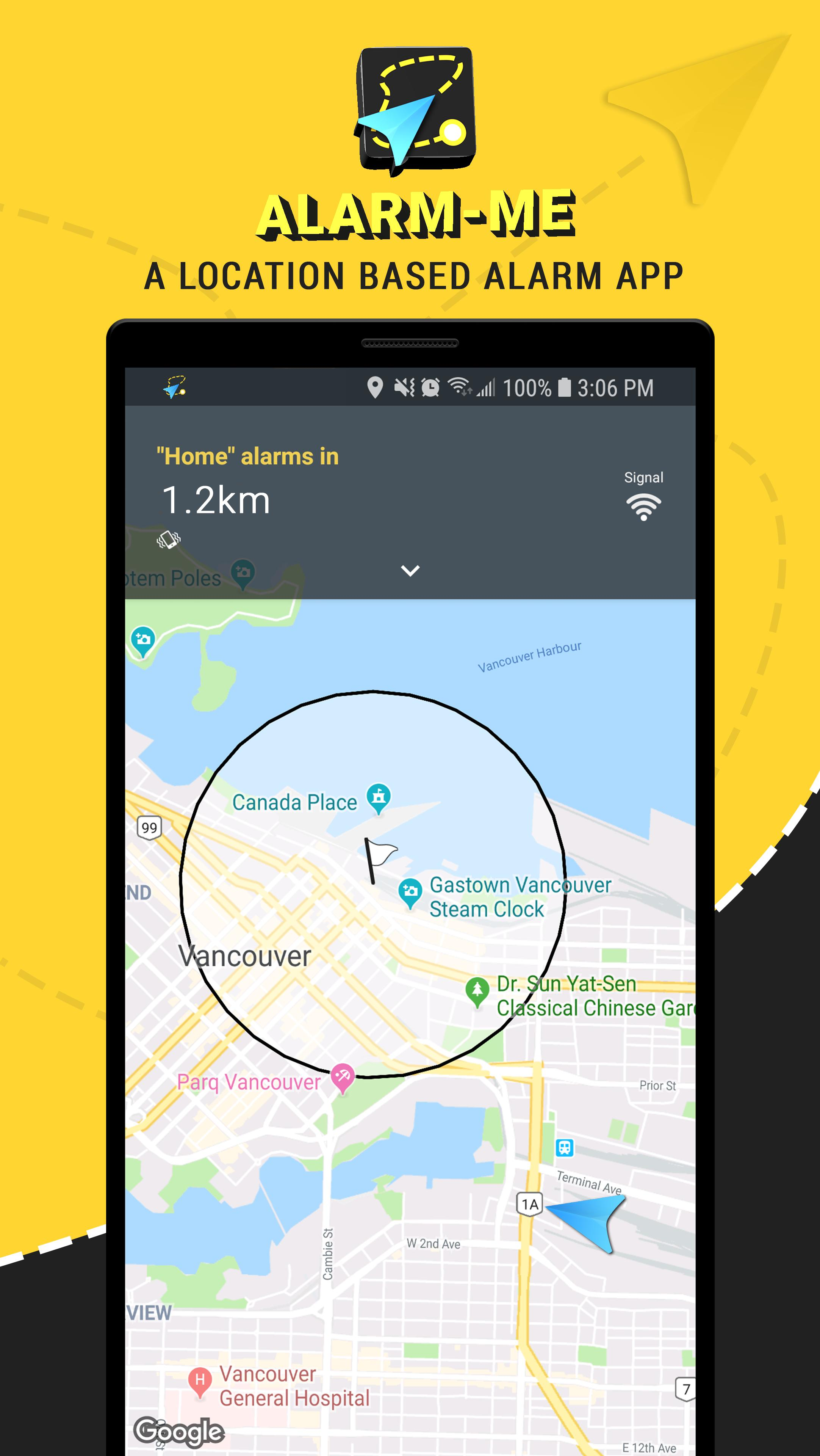 Alarm-Me for Android - APK Download