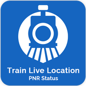Train Live Location , PNR Status icon