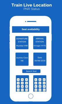 Train Live Location , PNR Status screenshot 4