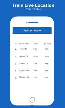Train Live Location , PNR Status screenshot 8