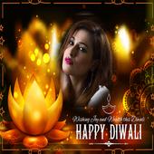 Happy Diwali Photo Frames For Wishing & Greetings icon