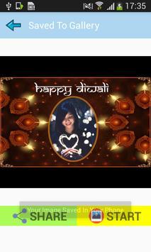 Happy Diwali Photo Frames For Wishing & Greetings screenshot 2