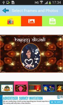 Happy Diwali Photo Frames For Wishing & Greetings screenshot 4