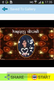 Happy Diwali Photo Frames For Wishing & Greetings screenshot 8