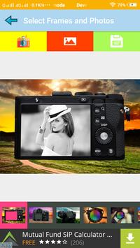 Camera Photo Frames Colllage Maker For Creativity screenshot 7