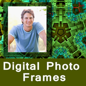 HD Digital Picture Frames To Collage Photos icon