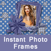 Instant Photo Frame Picture Collage For Creativity icon