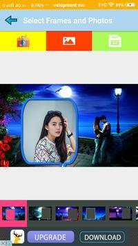 Moon Photo Frames & Moon Effects For Romance screenshot 8