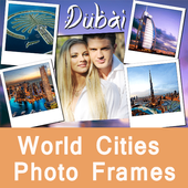 Latest World Cities Photo Frames Picture Collage icon