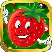 Happy Strawberry icon