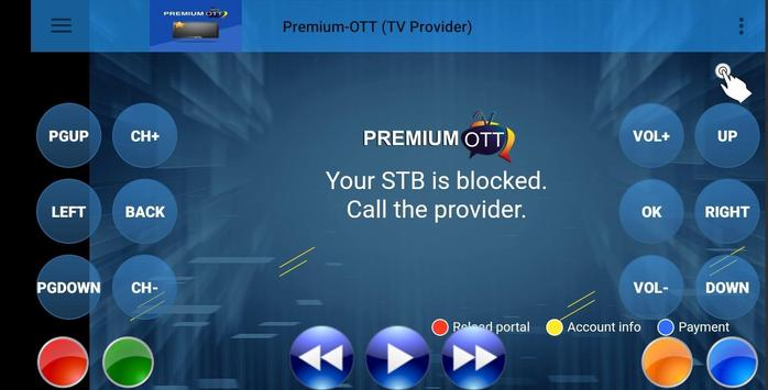 Premium-Services_STB poster