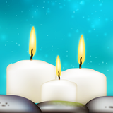 Relaxing Candles: music, sleep, meditation
