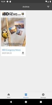 IBD Congressnews screenshot 1