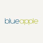 Blue Apple CC icon