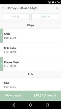 Hartleys Fish and Chips screenshot 1