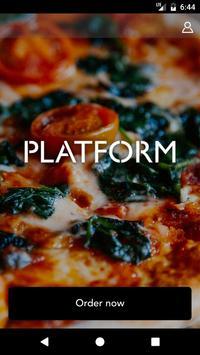 Platform Pizza poster