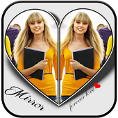 Crazy Mirror Effect - Magic Effect icon