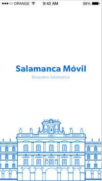 Salamanca Móvil poster