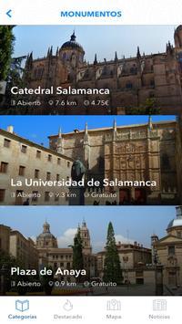 Salamanca Móvil screenshot 1