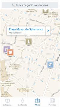 Salamanca Móvil screenshot 2