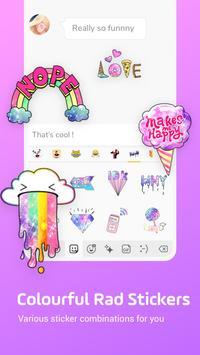 Emoji Keyboard スクリーンショット 3