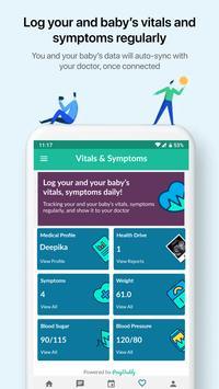 Pregnancy Tracker, Fertility Calculator & BabyCare screenshot 4