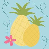 Preppy Pineapple icon