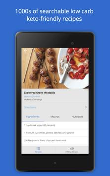 My Keto - Low Carb Diet Tracker & Meal Plan Recipe screenshot 10