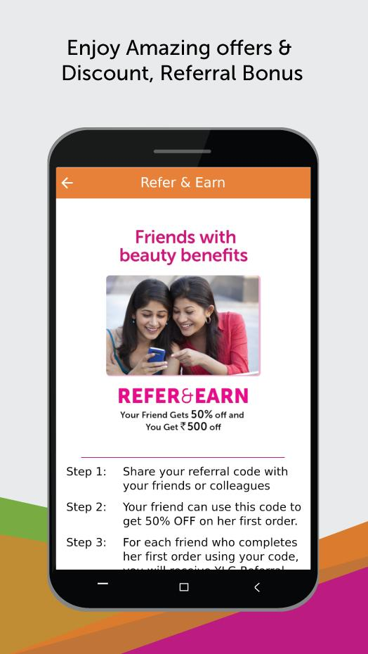 YLG @Home – Salon Beauty Services at Home for Android - APK