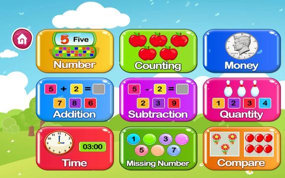 Kids Preschool Learning - Learn ABC, Number & Day screenshot 2