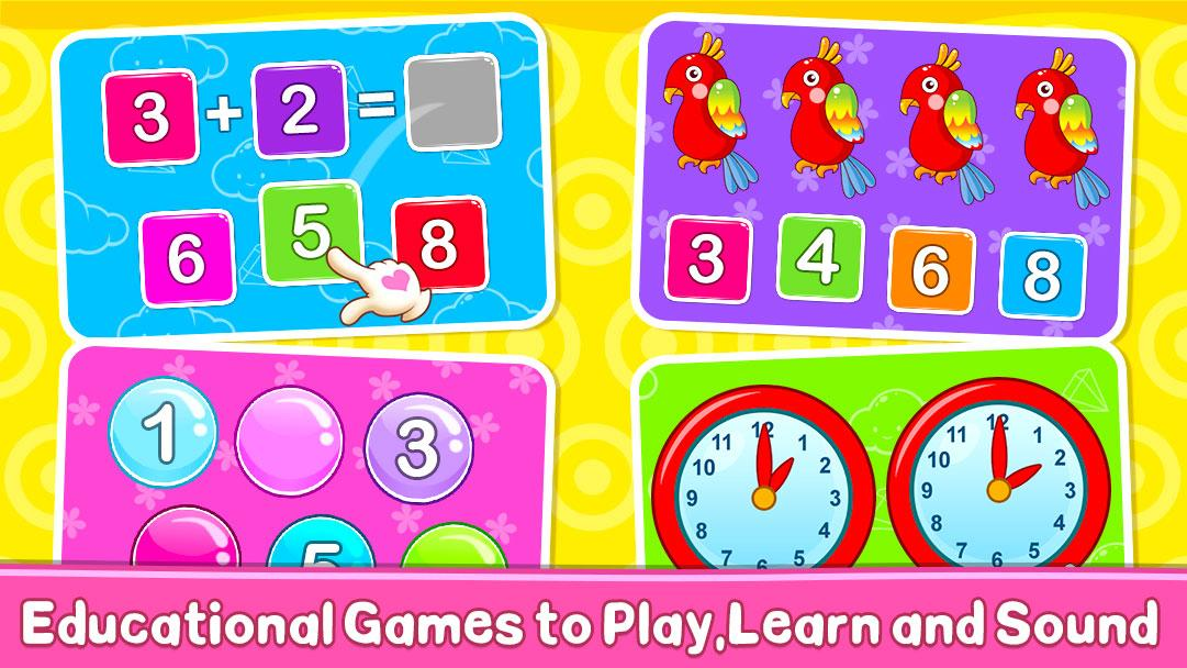 learning games 2 year olds