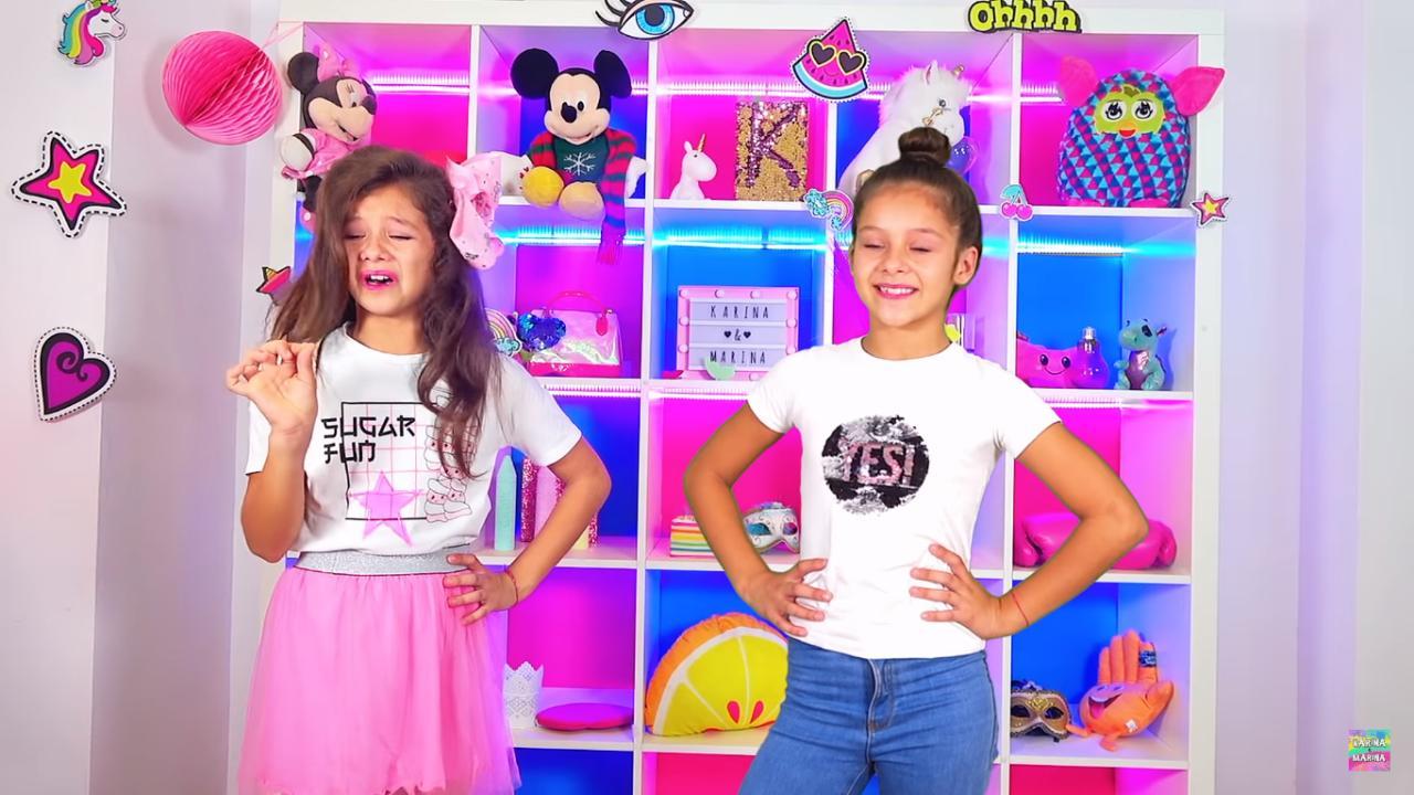 Karina y Marina Vídeos for Android - APK Download