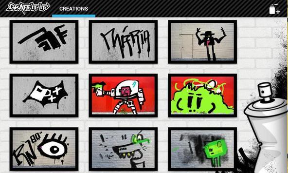 Graffit It poster