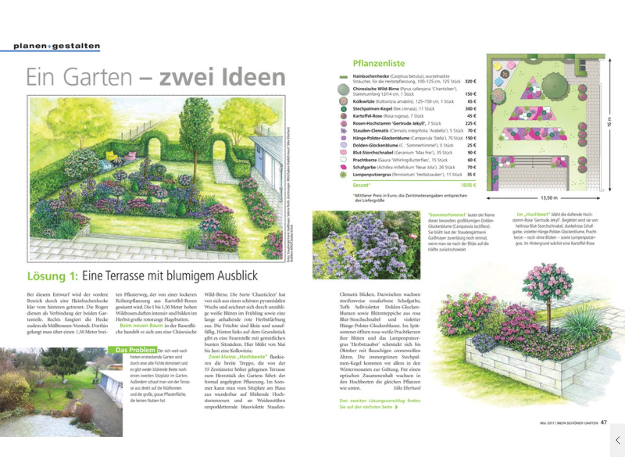 Mein Schoner Garten Magazin For Android Apk Download