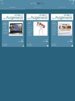 BVA – DER AUGENARZT screenshot 3
