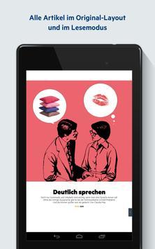 Deutsch perfekt स्क्रीनशॉट 8