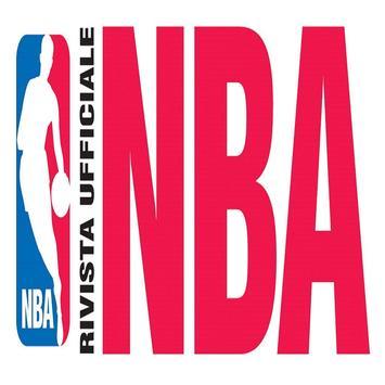 Rivista NBA poster