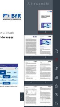 BfR-Stellungnahmen screenshot 3